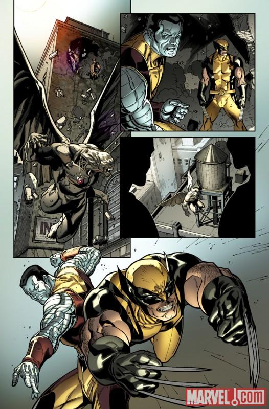 XMEN_2_Preview2 New Look At X-Men #2
