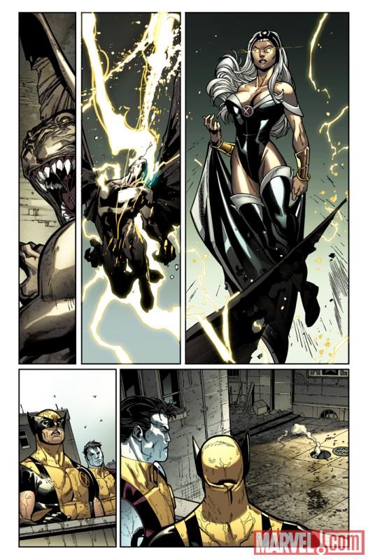 XMEN_2_Preview4 New Look At X-Men #2