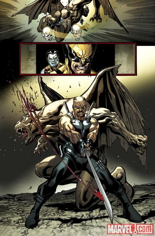 XMEN_2_Preview6 New Look At X-Men #2
