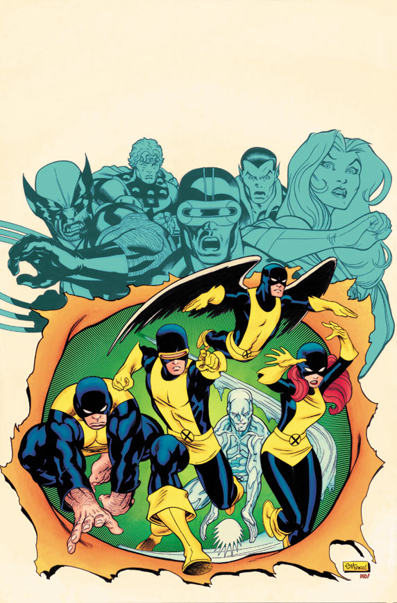 XMEN_GIANTSIZE_1_COVER First Look At FIRST TO LAST: Chapter 2