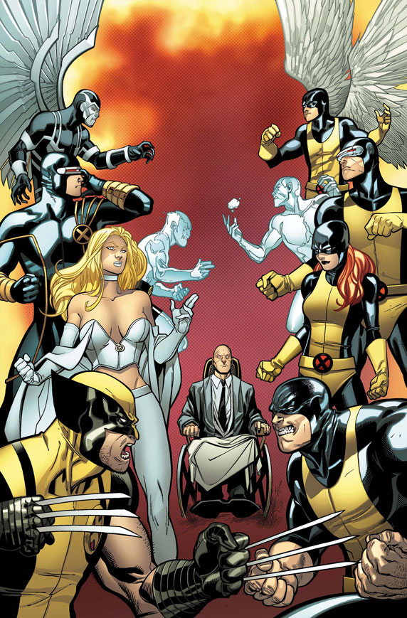 XMEN_GIANTSIZE_1_MEDINA_VARIANT First Look At FIRST TO LAST: Chapter 2