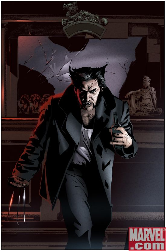 XMNOIR2_2nd X-Men Noir #2 Sells Out And Returns With New Printing