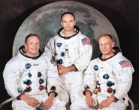 apollo_11 ComicList announces the Michael Collins Birthday Giveaway