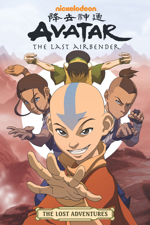 avatarcvr Dark Horse and Nickelodeon announce AVATAR THE LAST AIRBENDER plans