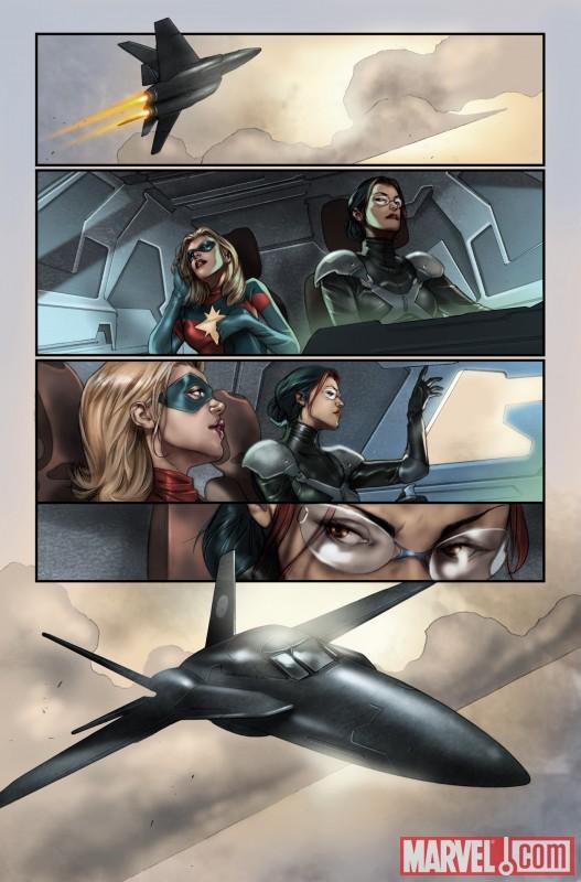 drhulk_1 Norman Osborn puts Hulk and Skaar on The List