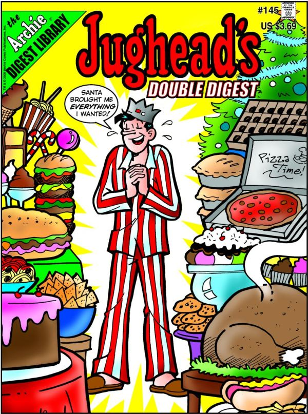 jdd145 Celebrate The Holidays With Archie And His Friends
