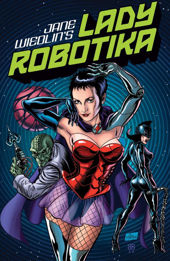 ladyrobotika1_cov Jane Wiedlin and Bill Morrison get celestial with LADY ROBOTIKA