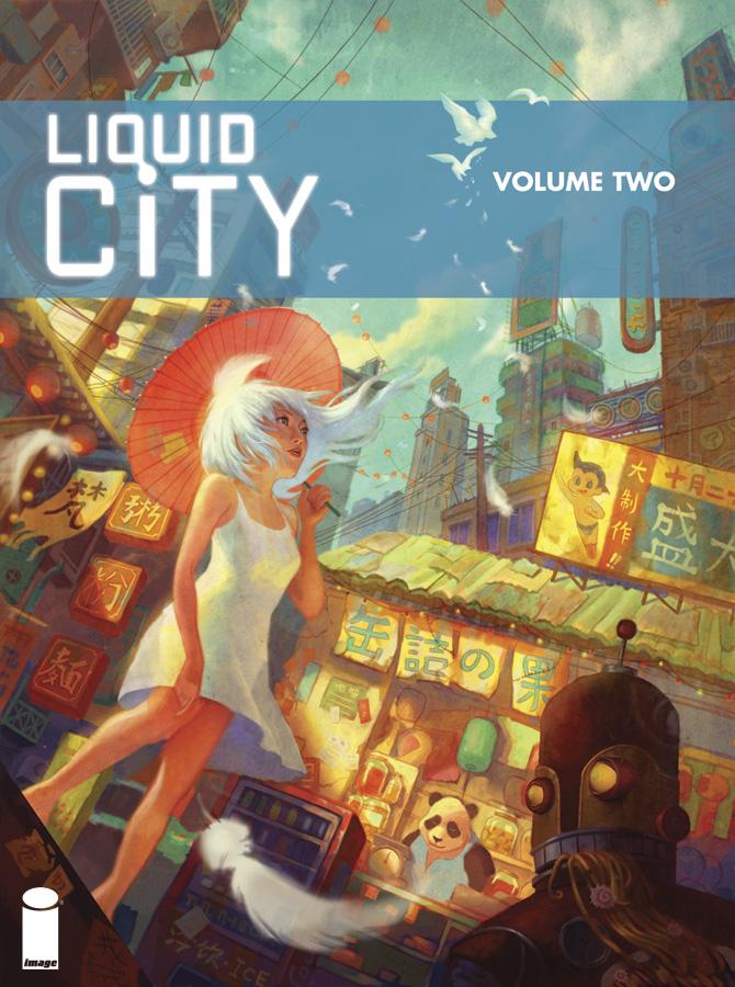 liquidcity_vol2_cov Image Comics releases second volume of LIQUID CITY