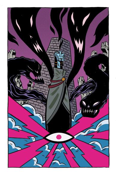 nyarlathotep_int_05 BOOM! Studios Brings H.P. Lovecraft's Nyarlathotep To Life