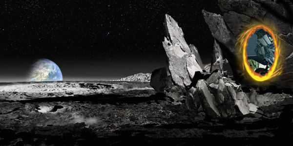 portal2 Dark Horse announces brand-new PORTAL 2 art book