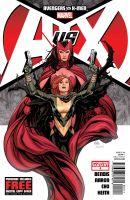 AvengersVSXMen_0_SecondPrintingCover Geek Goggle Reviews: Avengers Vs X-Men #0