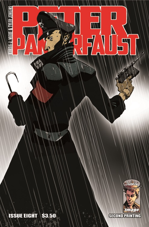 tumblr_mhiiwmsPjs1qj97xmo1_500 Issue #8 of PETER PANZERFAUST gets reprinted