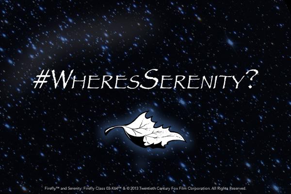 whereserenity Zack Whedon and Dark Horse resurrect SERENITY