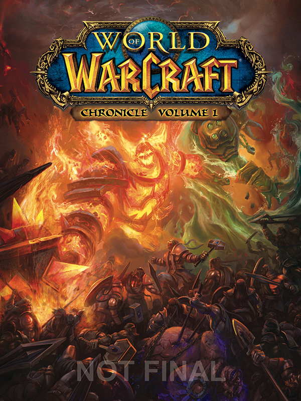 wowcpr Dark Horse and Blizzard unite for WORLD OF WARCRAFT book series