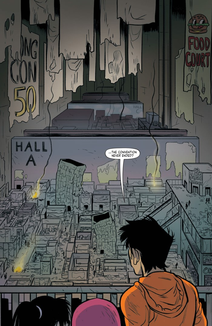 1b5e2056-6e8a-4938-8e33-1d5dafd40ae3 New nerdy post-apocalyptic series THE LONG CON arrives in July