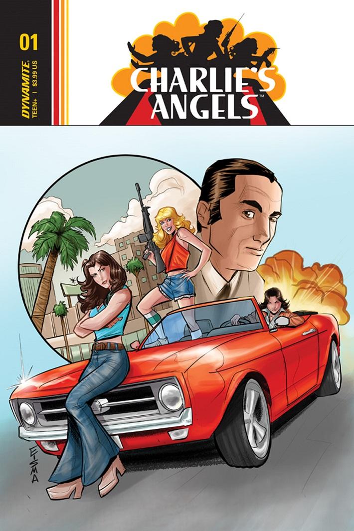 208945_1197743_1 John Layman and Joe Eisma bring CHARLIE'S ANGELS to Dynamite