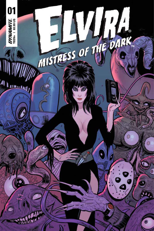 210773_1204018_3 Dynamite Entertainment partners with Elvira for new comic book line