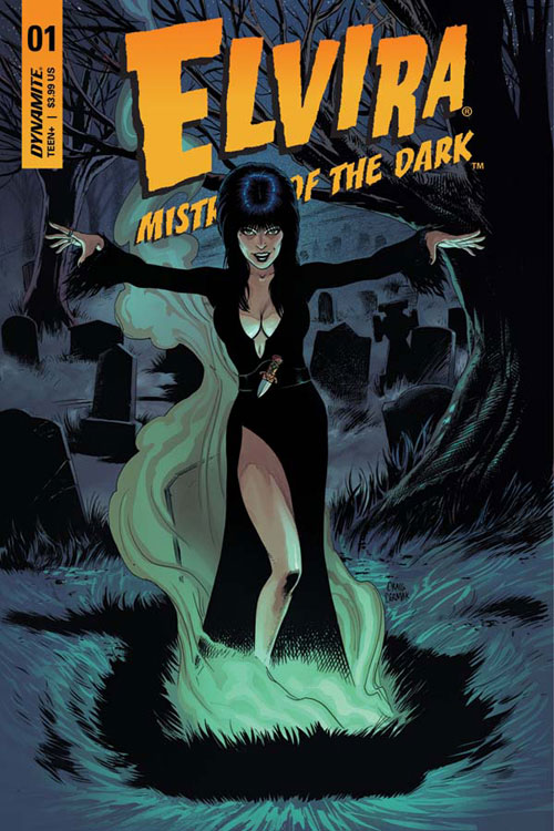 210773_1204019_4 Dynamite Entertainment partners with Elvira for new comic book line