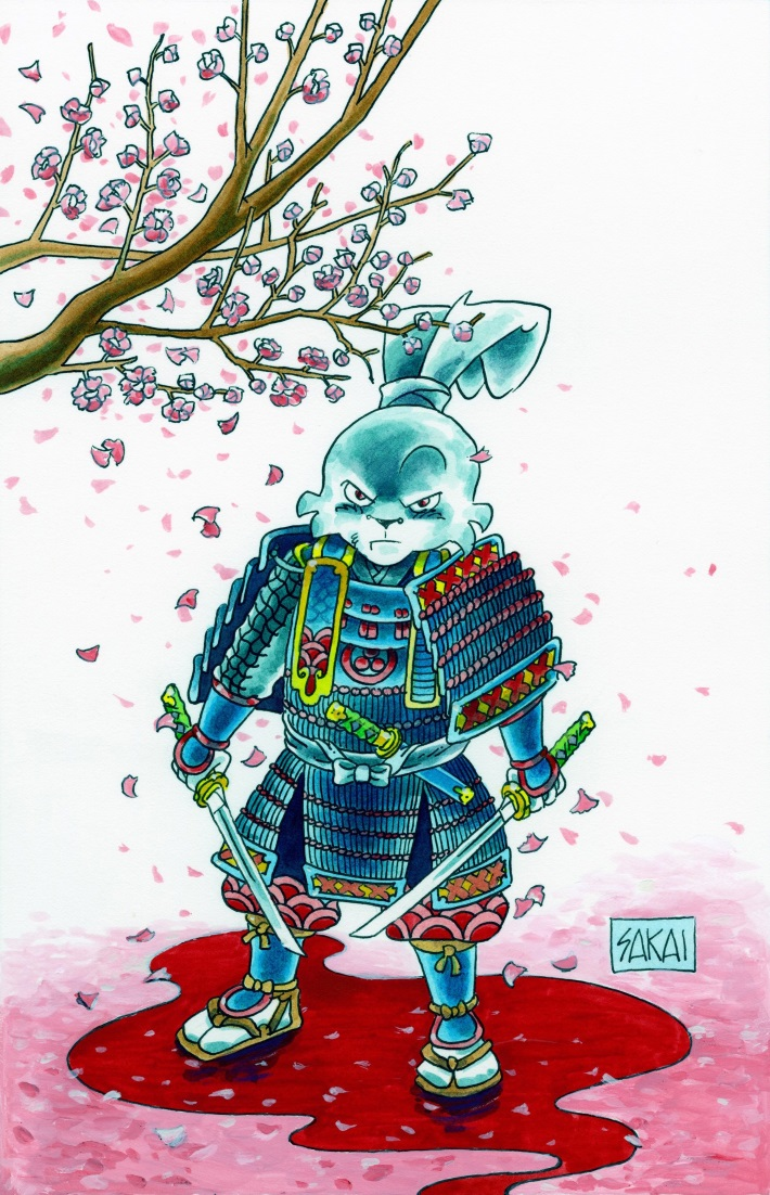 3f4fcfe9-d982-473f-b9ee-000934fc579c Stan Sakai takes USAGI YOJIMBO to IDW Publishing