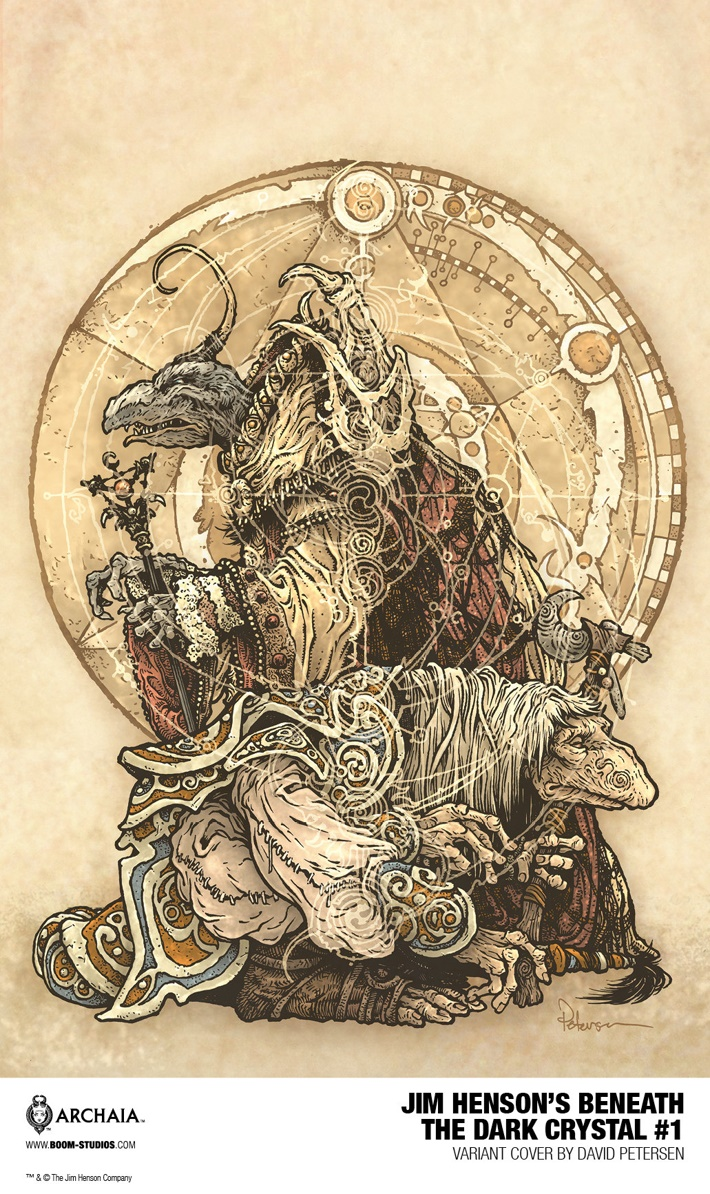 5d5c789f-c6ee-48a6-90f2-92e80e7a9d44 Discover the heir to the Throne Of Mithra in BENEATH THE DARK CRYSTAL