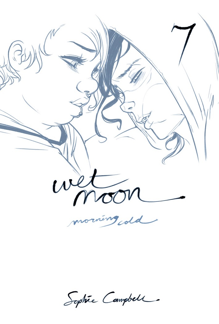 7290af98-00f5-4a0e-b255-e3bc2351b141 WET MOON returns with seventh volume this November