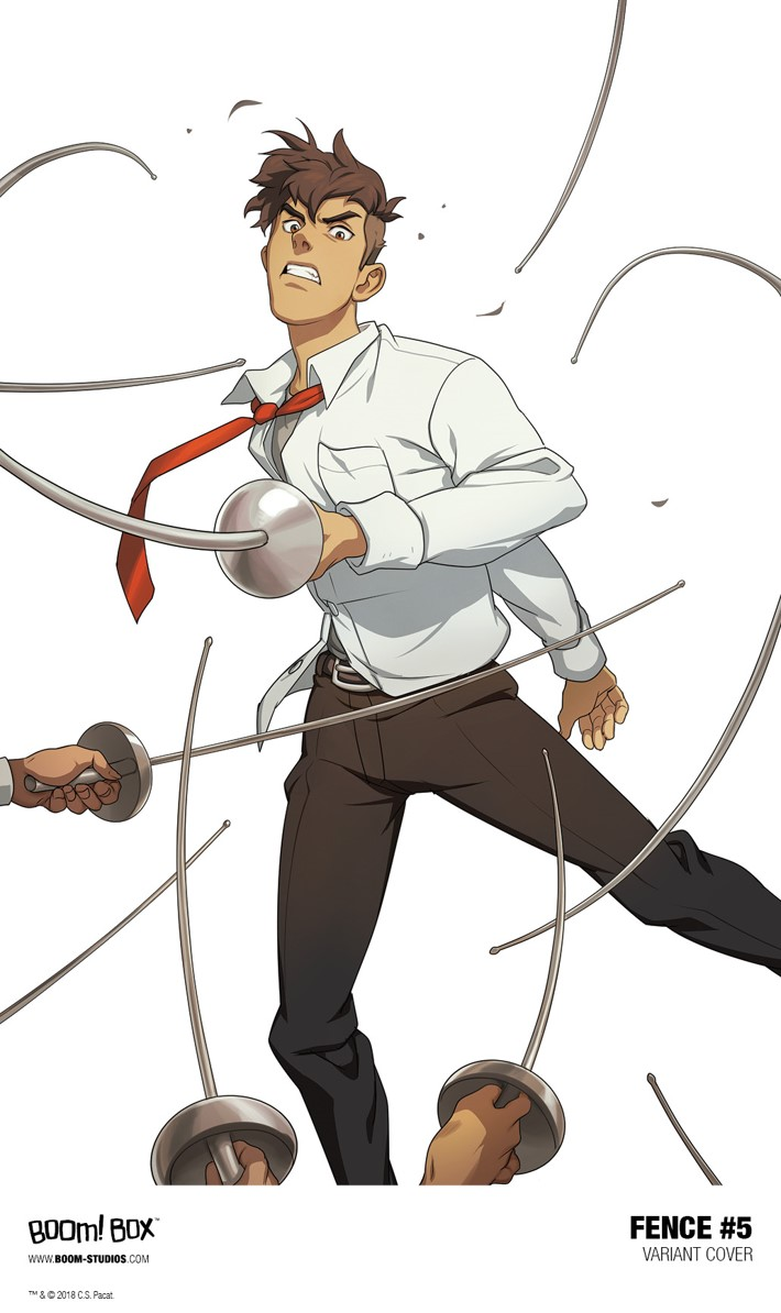 74fd94b0-5838-4869-87bd-1542d826af0d Dream Daddy artist Shanen Pae to draw FENCE #5 variant cover