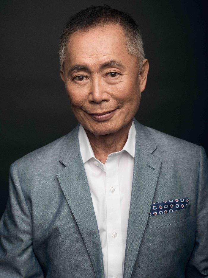 89698b10-7232-494b-9833-dcf850565359 George Takei to tell the story of Japanese American internment camps
