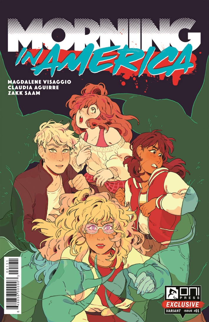 Image result for morning in america comic