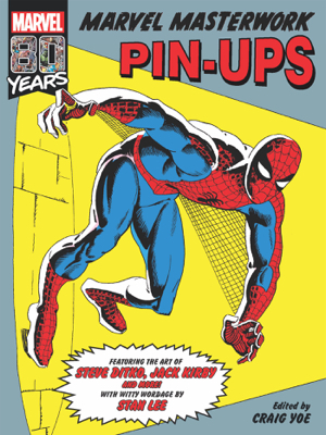 9453664c-0b79-49ad-a1a6-d88c7de27e49 Marvel Masterwork Pin-Ups launches new IDW hardcover imprint