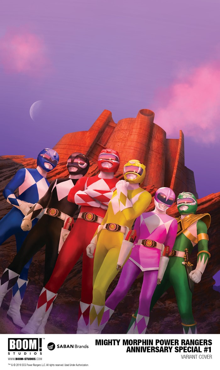 9da2aeef-5a15-48d8-99ea-77b3dd9c781f BOOM! Studios and Saban team up for POWER RANGERS 25th anniversary