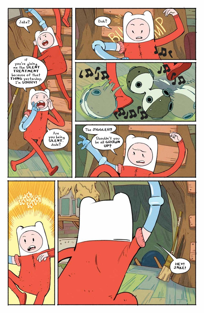 AT_BeginningOfTheEnd_3 First Look at BOOM! Studios' ADVENTURE TIME BEGINNING OF THE END #1