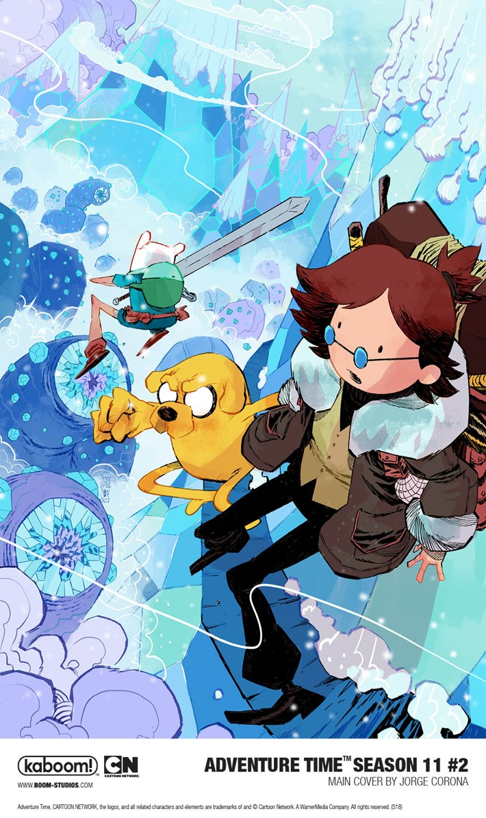 AdventureTime_Season11_002_Main_PROMO First Look at BOOM! Studios' ADVENTURE TIME SEASON 11 #2