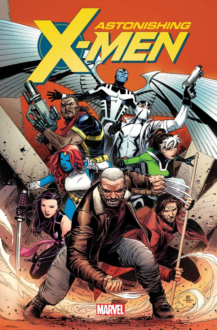 Astonishing_X-Men_1_Cover Charles Soule and a familiar menace spawn the ASTONISHING X-MEN