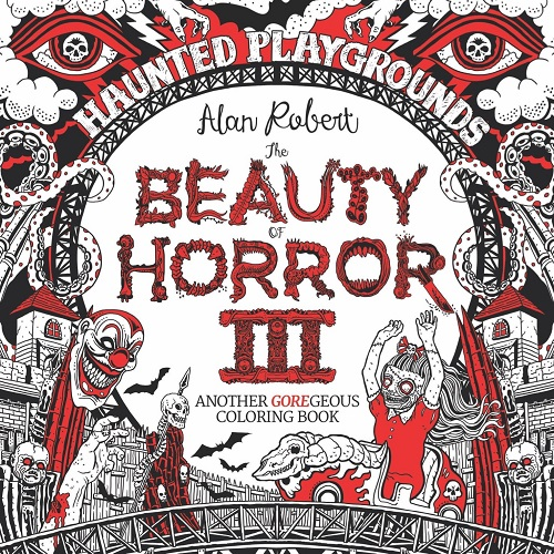 Beauty_Horror_vol3 ComicList: IDW Publishing New Releases for 06/27/2018