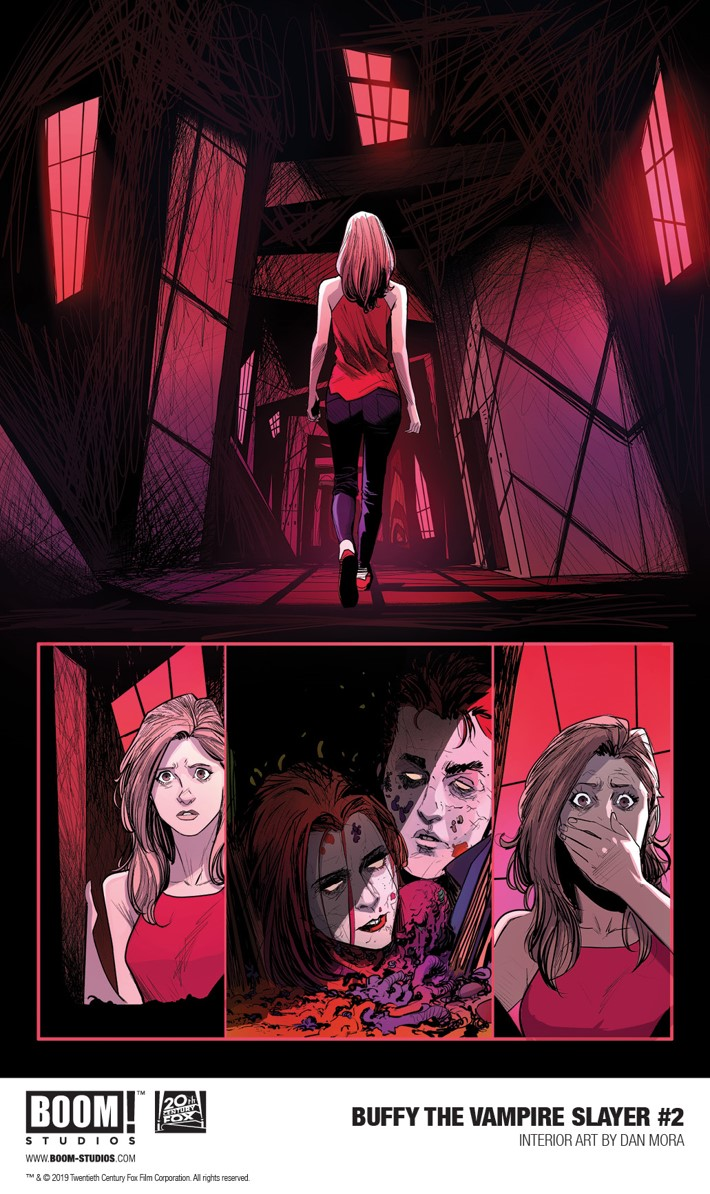 Buffy_002_InteriorArt_001_PROMO First Look at BOOM! Studios' BUFFY THE VAMPIRE SLAYER #2