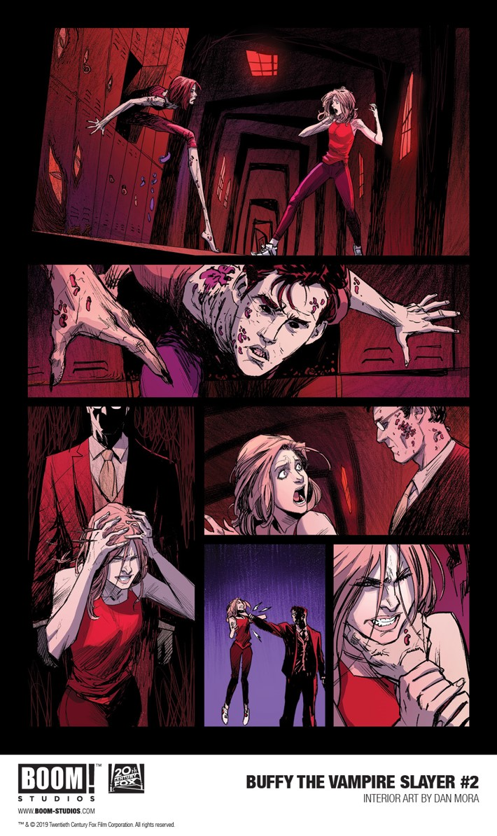 Buffy_002_InteriorArt_002_PROMO First Look at BOOM! Studios' BUFFY THE VAMPIRE SLAYER #2
