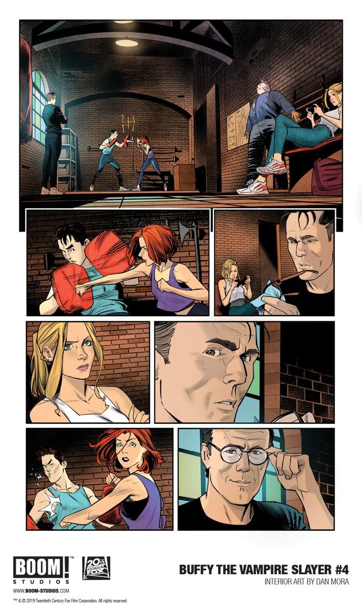 Buffy_004_InteriorArt_003_PROMO First Look at BOOM! Studios' BUFFY THE VAMPIRE SLAYER #4