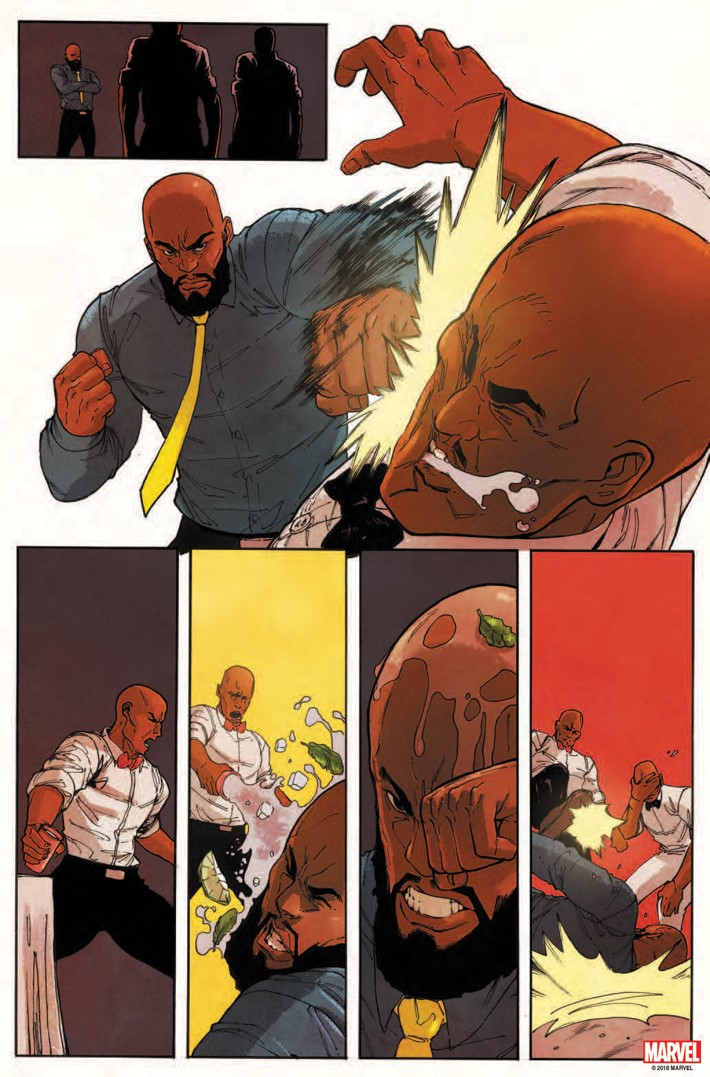 CAGEMDODC2018Page_2 LUKE CAGE #1 coalesces with the Marvel Digital Originals line