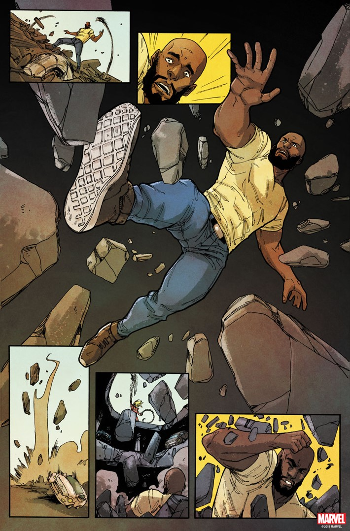 CAGEMDODC2018Page_5 LUKE CAGE #1 coalesces with the Marvel Digital Originals line