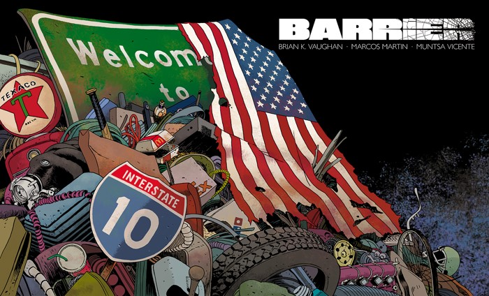 Cover03_col Five-issue miniseries BARRIER will be available in print this May