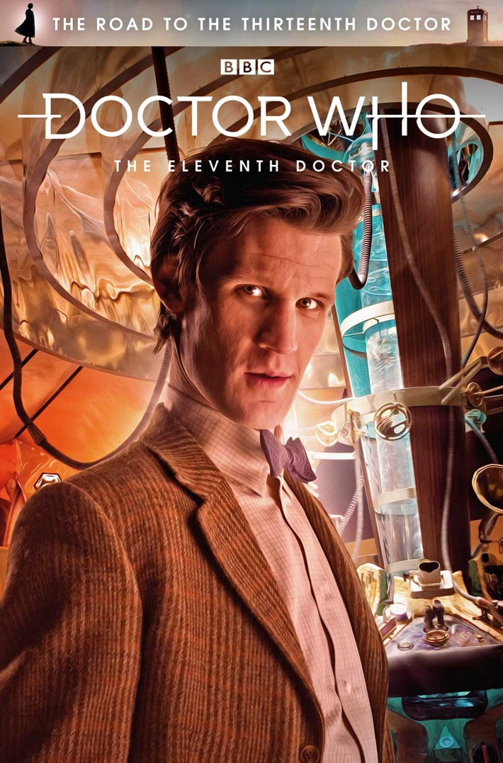 DW_ROAD_TO_13D_11D_Cover_Photo Titan Comics paves THE ROAD TO THE THIRTEENTH DOCTOR