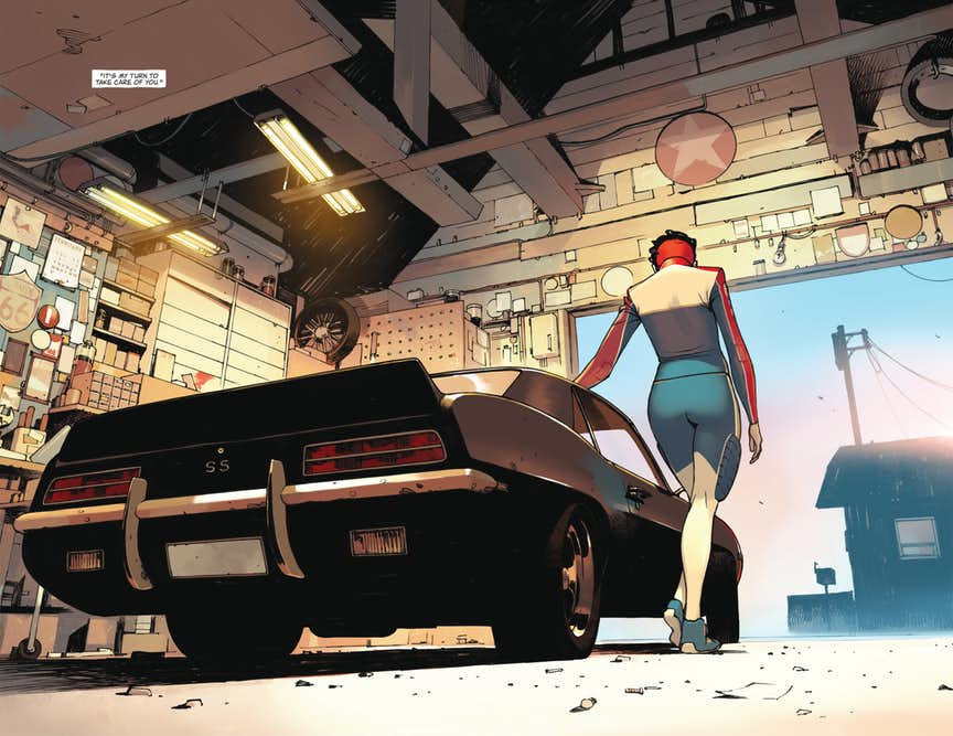 DoG-Preview-2 ComicList Previews: DEATH OR GLORY #1