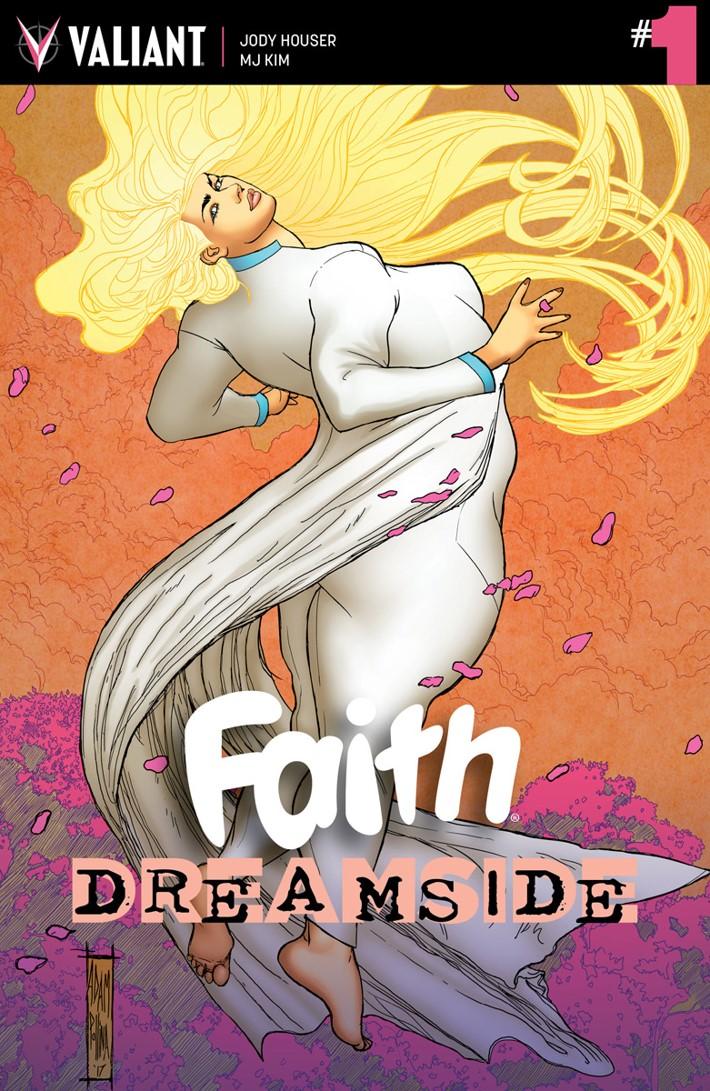 FAITH_DS_001_VARIANT_POLLINA First Look at Valiant Entertainment's FAITH DREAMSIDE #1