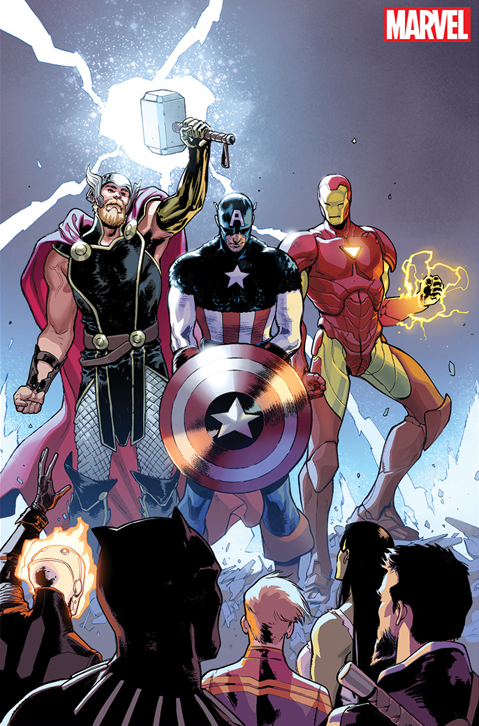 FCBD_AVENGERS_CVR Marvel reveals 2018 Free Comic Book Day AVENGERS #1 cover