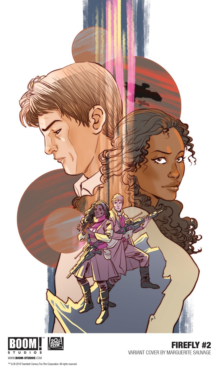 Firefly_002_Variant4_PROMO Marguerite Sauvage FIREFLY #2 variant cover surfaces