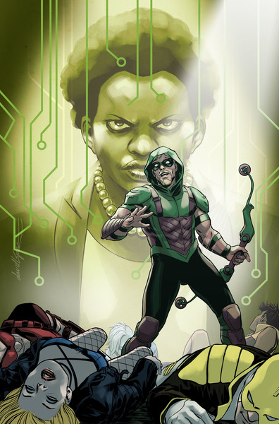 Green-Arrow-annual-2_5ab4608d55db15.39172950 Julie Benson and Shawna Benson to be new GREEN ARROW co-writers