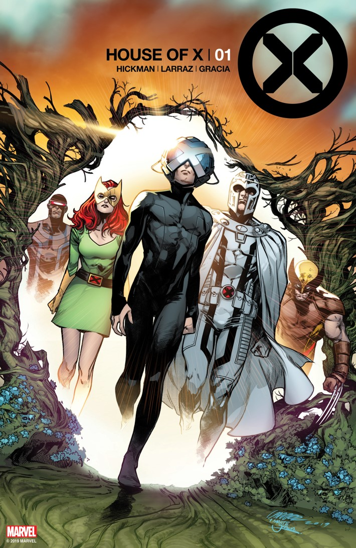 HOUSEOFX2019001_DC11 Marvel Pull List reveals select July solicitations