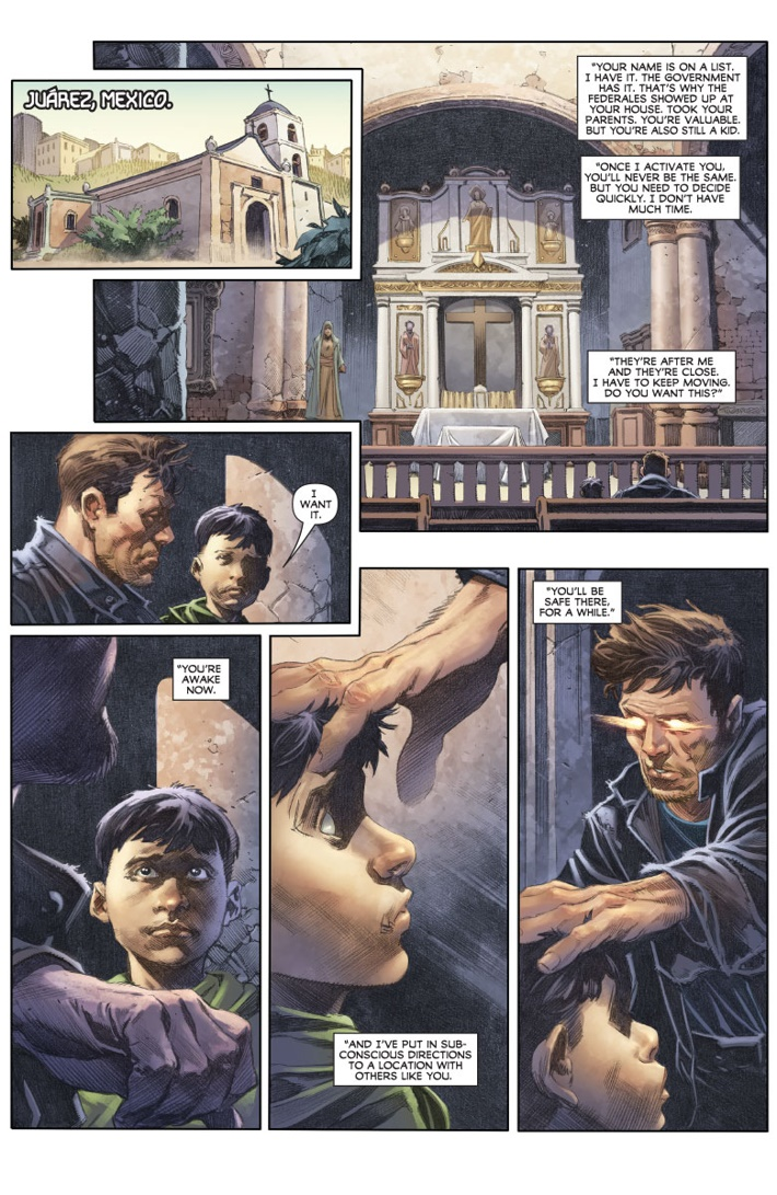 HW2_001_001 Second Look at Valiant Entertainment's HARBINGER WARS 2 #1