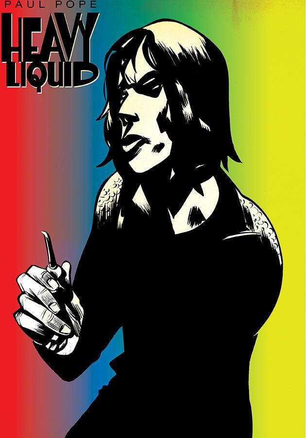 HeavyLiquid-temp_c6815a0147f8285e3b5042ebb3626151 Paul Pope's HEAVY LIQUID moves to Image Comics this June