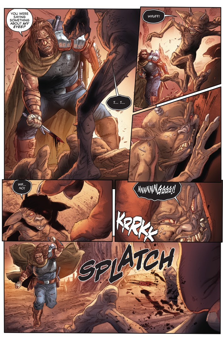 INCURSION2_PREVIEW_2 First Look at Valiant Entertainment's INCURSION #2